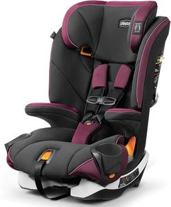 Chicco MyFit Harness Booster Car Seat - Gardenia