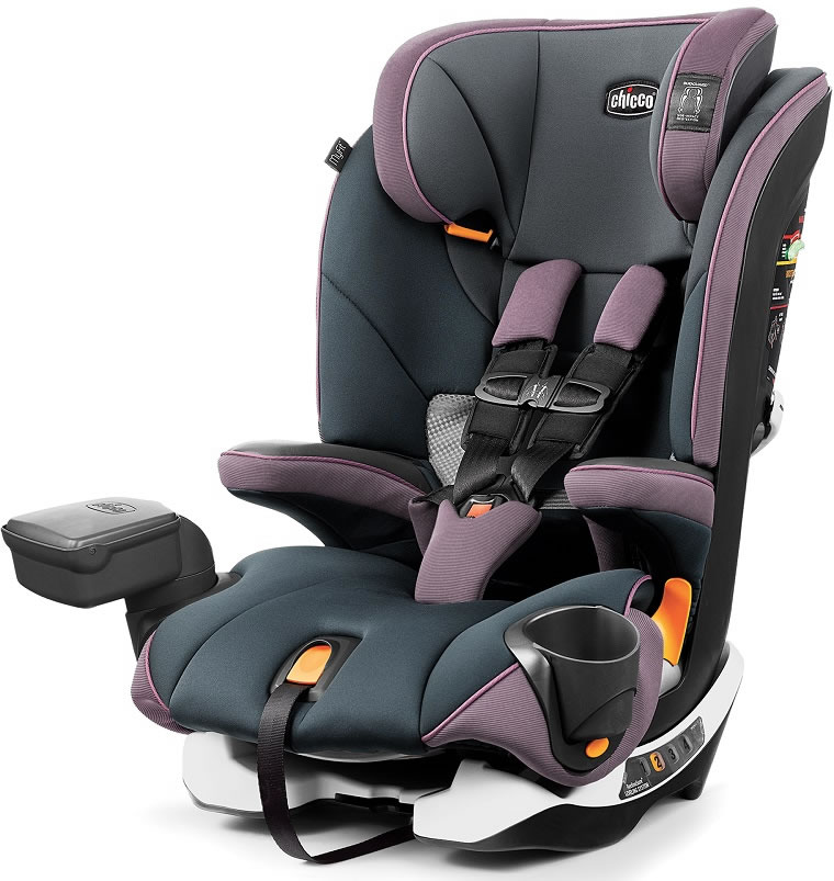 Chicco MyFit LE Harness Booster Car Seat - Starlet