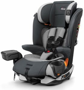 Chicco MyFit Zip Air Harness + Booster Car Seat - Atmos
