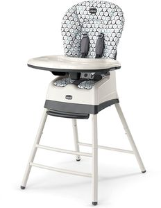 Chicco New Stack 3 in 1 Highchair - Verdant