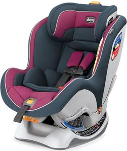 Chicco NextFit Convertible Car Seat - Amethyst