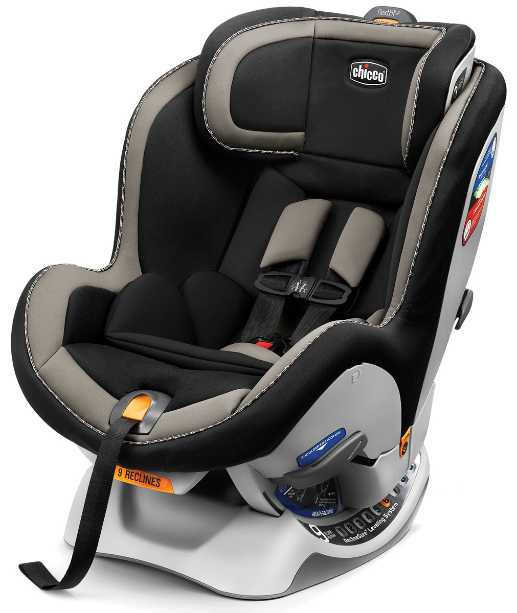 Chicco NextFit iX Convertible Car Seat - Sandalwood