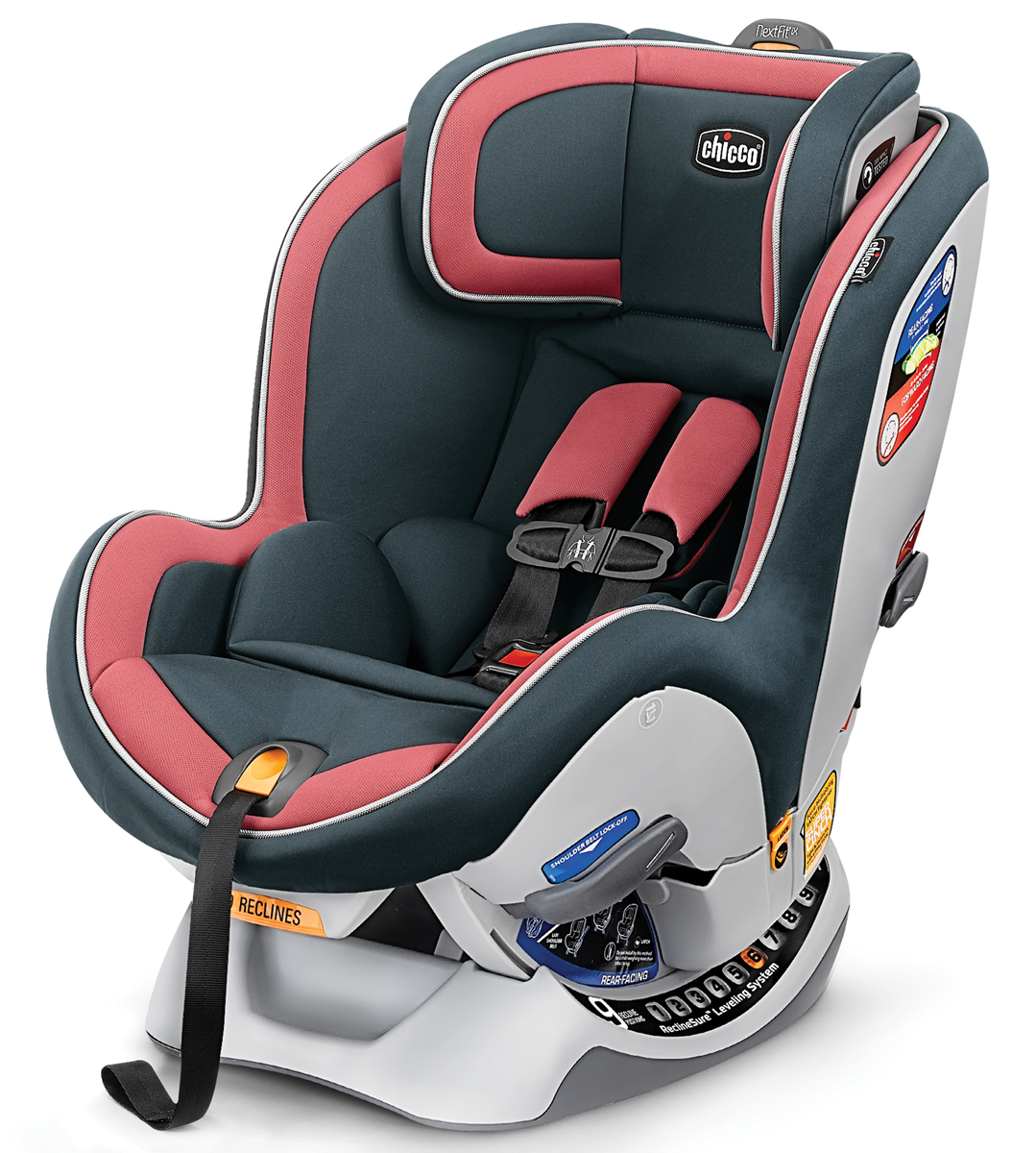 Chicco Nextfit Ix Convertible Car Seat Seacoral