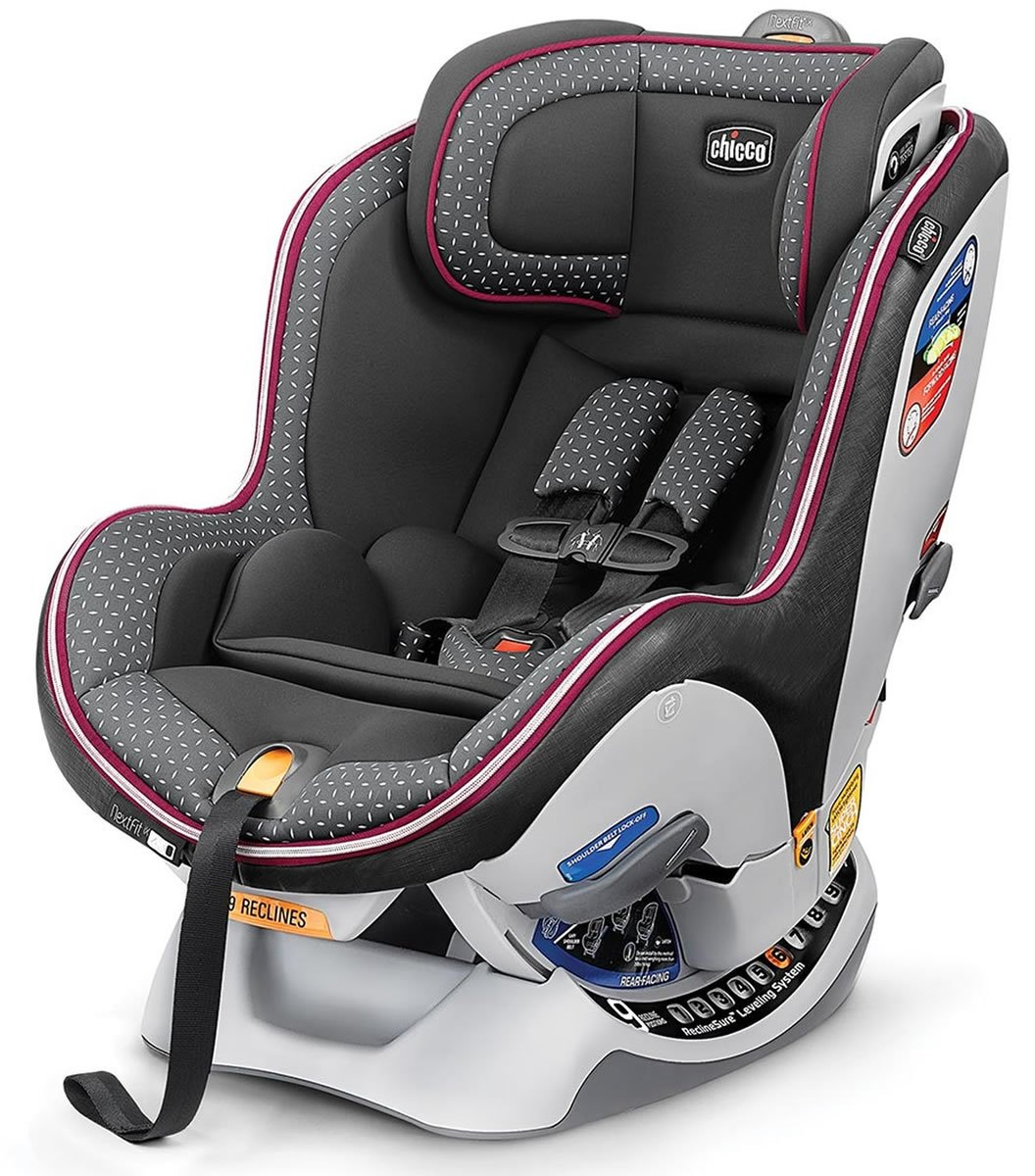 Chicco Nextfit IX ZIP Convertible Car Seat - Bliss