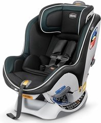 Chicco NextFit IX Zip LUXE Convertible Car Seat