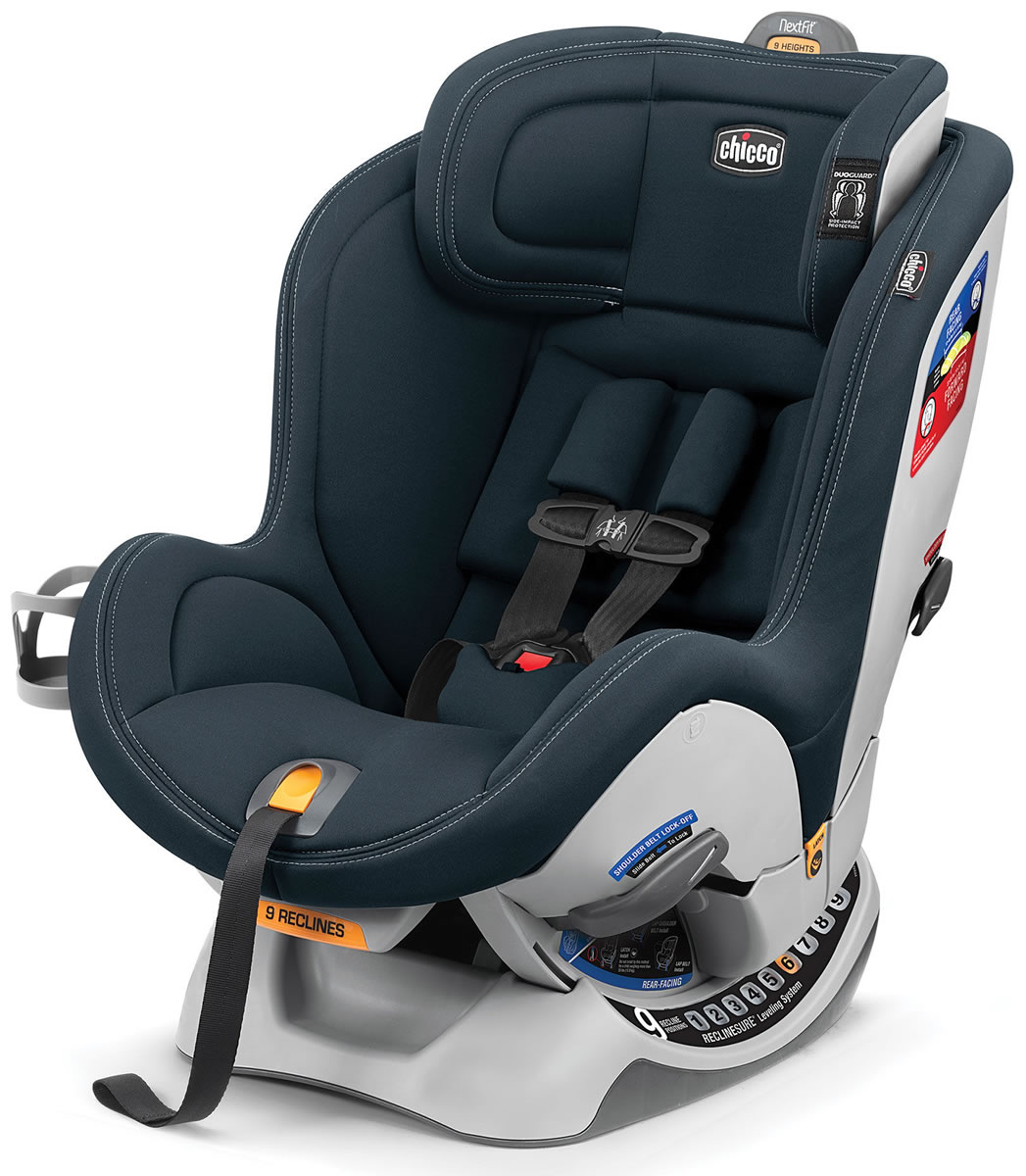 Chicco NextFit Sport Convertible Car Seat - Shadow