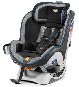 Chicco NextFit Zip Air Convertible Car Seat - Azzurro