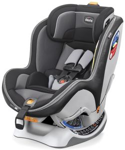 Chicco NextFit Zip Convertible Car Seat - Andromeda