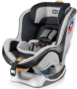 Chicco NextFit Zip Convertible Car Seat - Castlerock