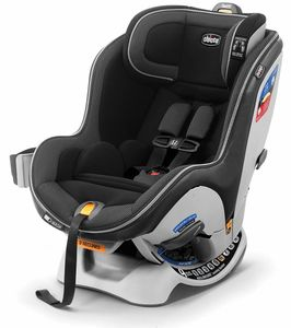 Chicco NextFit Zip Convertible Car Seat - Corvus