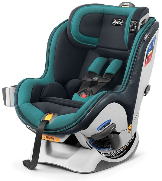 Chicco NextFit Zip Convertible Car Seat - Juniper