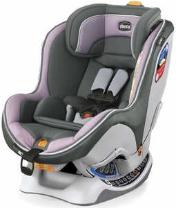 Chicco NextFit Zip Convertible Car Seat - Lavender