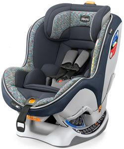 Chicco NextFit Zip Convertible Car Seat - Privata