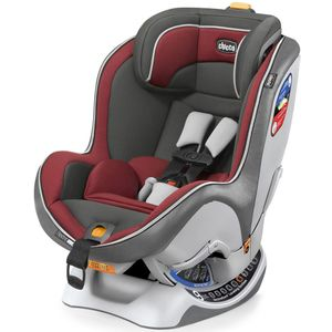 Chicco NextFit Zip Convertible Car Seat - Rubino