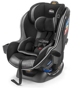 Chicco NextFit Zip Max Extended-Use Convertible Car Seat - Q Collection