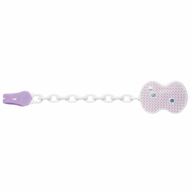 Chicco Pacifier Clip - Pink