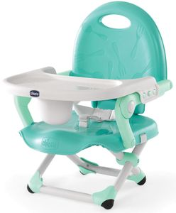 Chicco Pocket Snack Portable Booster Chair - Mod Mint