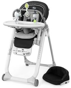 Chicco Polly Progress Relax 5-in-1 Highchair - Springhill