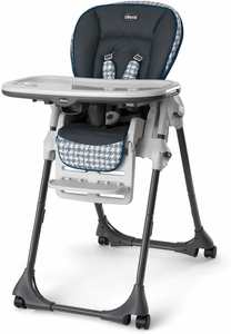 Chicco Polly High Chair - Iceland