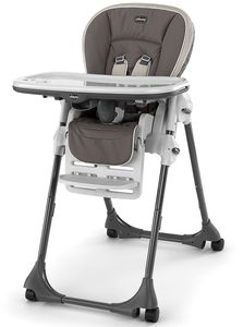 Chicco Polly High Chair - Latte