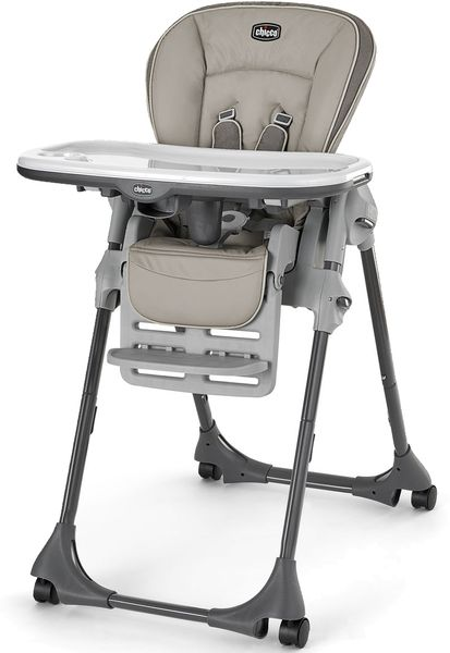 Chicco Polly High Chair - Papyrus