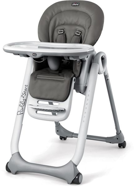Chicco Polly2Start Highchair - Graphite