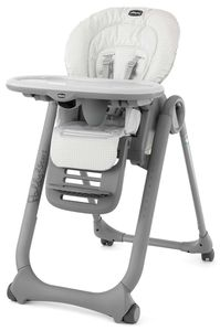 Chicco Polly2Start Highchair - Pebble