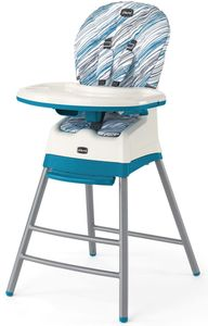 Chicco Stack 3-in-1 Highchair - Icicle