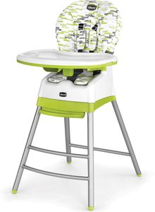 Chicco Stack 3 in 1 Highchair - Kiwi