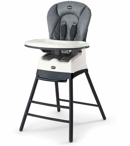 Chicco Stack 3-in-1 Highchair - Nordic