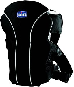 Chicco Ultrasoft Baby Carrier - Black