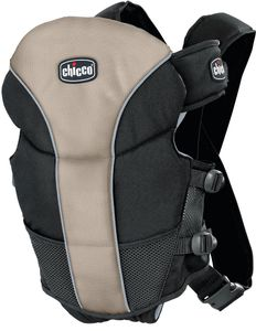 Chicco UltraSoft Baby Carrier - Champagne