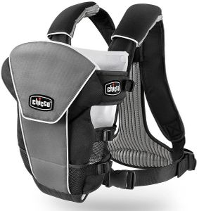 Chicco UltraSoft Magic Air Baby Carrier - Quantum