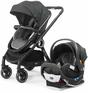 Chicco Urban & Fit2 LE Travel System - Verso