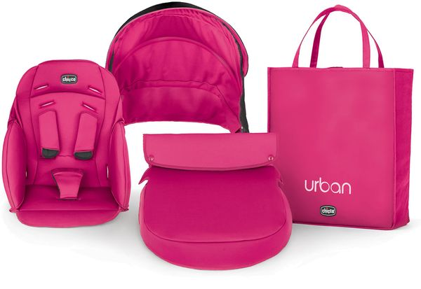 Chicco Urban Stroller Color Pack - Pink