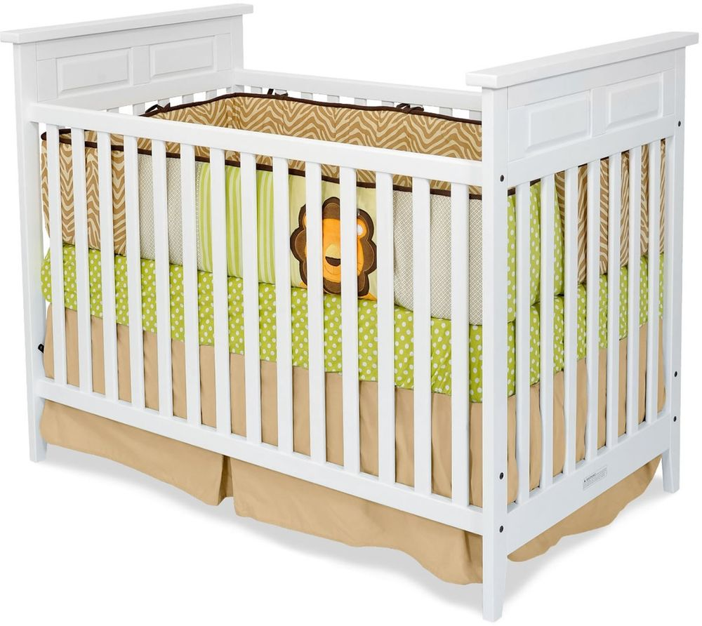 Child Craft Toddler Guard Rail for 3-in-1 Traditional Stationary Cribs White