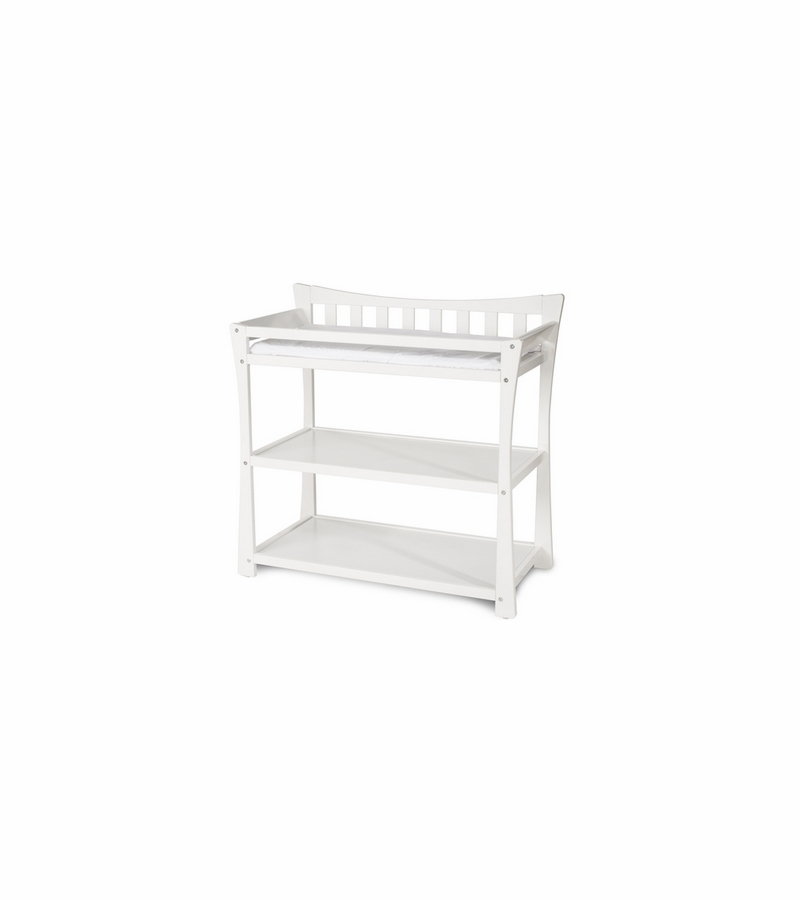 Child Craft Parisian Changing Table In Matte White