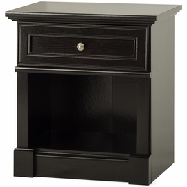 Child Craft Updated Classic Nightstand in Rich Java