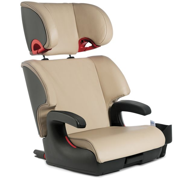 Clek Oobr High Back Booster Seat - Paige