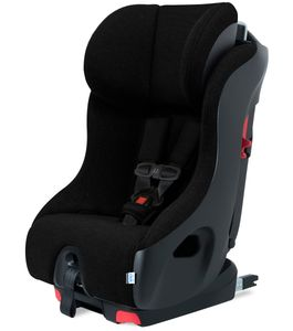 Clek 2020 Foonf Convertible Car Seat with Anti-Rebound Bar - Carbon (Jersey Knit)