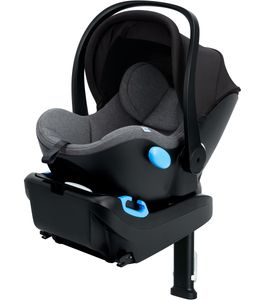 Clek 2020 Liing Infant Car Seat - Chrome  (Jersey Knit)