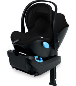 Clek 2020 Liing Infant Car Seat - Pitch Black (C-Zero Plus)