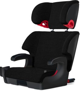 Clek 2020 Oobr High Back Belt Positioning Booster Car Seat - Carbon (Jersey Knit)