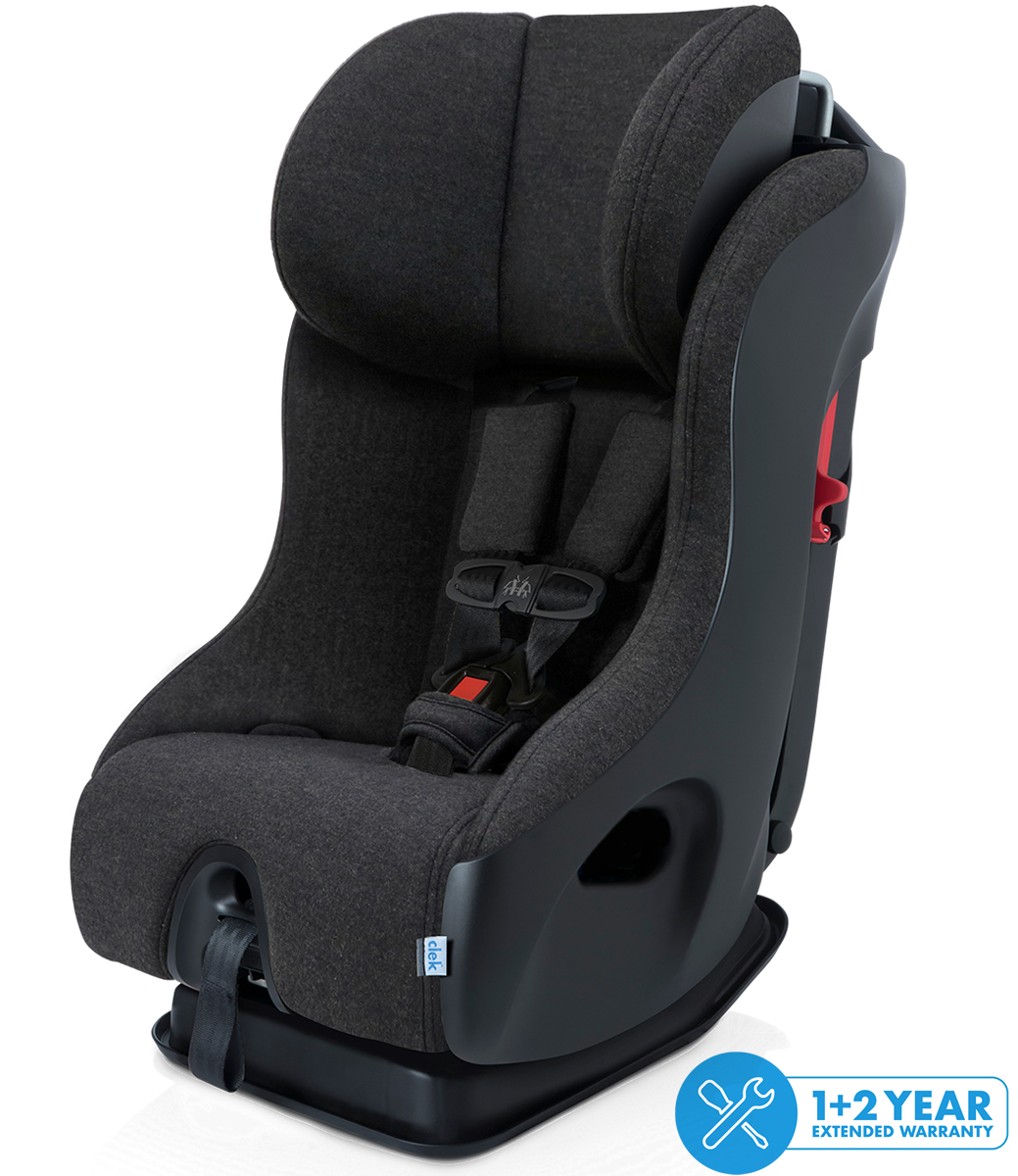 Clek Fllo 2018 Convertible Car Seat - Mammoth Wool