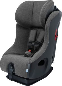 Clek 2020 Fllo Convertible Car Seat with Anti-Rebound Bar - Chrome Jersey Knit (Albee Exclusive)