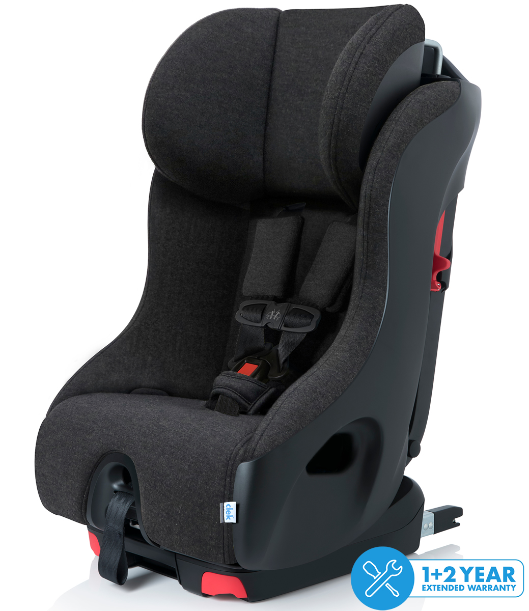 Clek Foonf 2018 Convertible Car Seat - Mammoth Wool