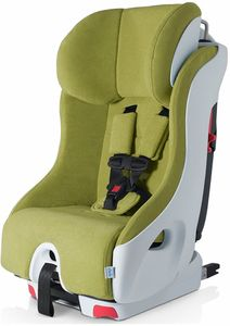 Clek Foonf Convertible Car Seat with Anti-Rebound Bar - Dragonfly C-Zero Plus (Albee Exclusive)