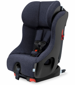 Clek 2020 Foonf Convertible Car Seat with Anti-Rebound Bar - Twilight Mammoth Wool (FR FREE) (Albee Exclusive)