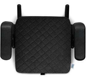 Clek Olli Backless High Back Belt Positioning Booster Car Seat - Shadow X