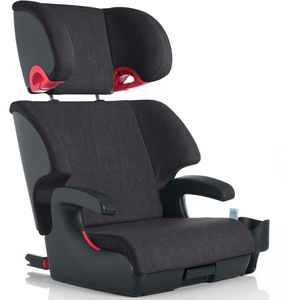 Clek Oobr High Back Belt Positioning Booster Car Seat - Slate